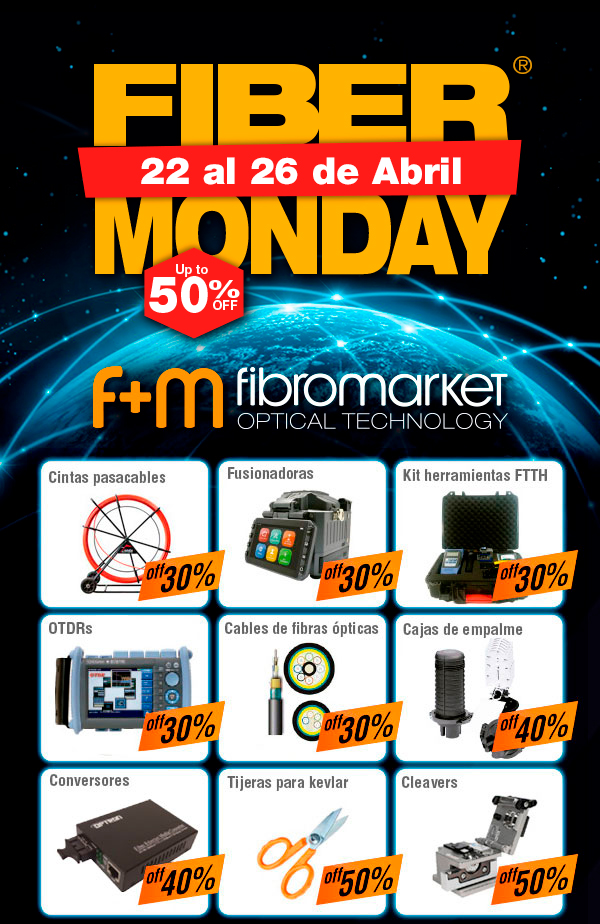 f+m / FibroMarket - OPTICAL TECHNOLOGY